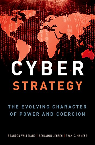 Cyber Strategy: The Evolving Character of Power and Coercion (English Edition)