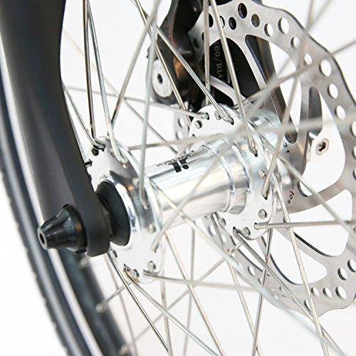 7f7bc82cc304af E-Bike Elektro Faltrad AsVIVA B13 mit 36V ...