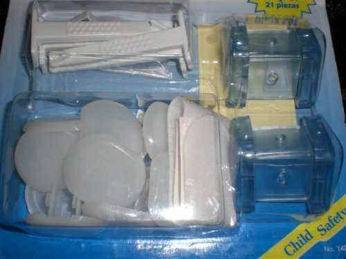 Safety 1st Baby/Child Home Safety Starter Kit, 21 Piece Set by Safety 1st