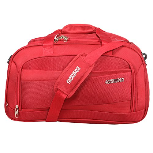 American Tourister Red Travel Duffle (AMT PEP Duffle 62CM - RED)
