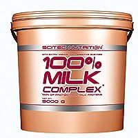 Scitec Nutrition 100% Milk Complex Protein Powder - 5000g, Pistachio White Chocolate
