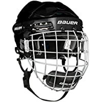 Bauer Casco 5100 Combo, Color Weiss, tamaño Extra-Small
