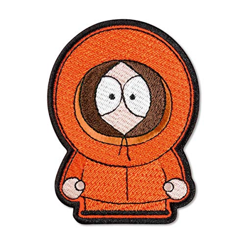Parche bordado planchar South Park Kenny McCormick