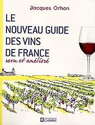 Le nouveau guide des vins de France