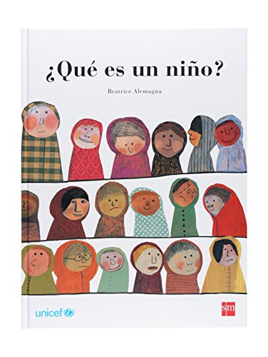 ¿Qué es un niño? (Albumes ilustrados) por Beatrice Alemagna