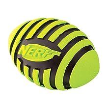 Nerf Dog Squeak Spiral Football: Ø 12,7 cm Farblich sortiert