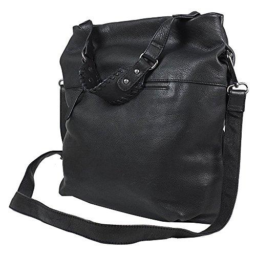 FREDsBRUDER Sac bandoulière - Noir - Noir, Taille unique Noir - Noir