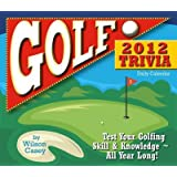 (Golf Trivia 2012 Boxed calendar Calendar) By Casey, Wilson (Author) calendar on (07 , 2011)