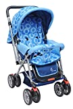 #8: R for Rabbit Lollipop Lite - The Colourful Baby Stroller and Pram (Blue)