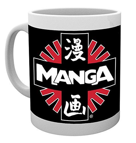 GB Eye LTD, Manga, Logo, Tasse