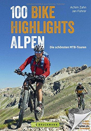 ke Guide mit 100 Top-Touren für Mountainbiker. Die schönsten Touren: auswählen, planen, losfahren ... in den West- und Ostalpen, mit detaillierten Höhenprofilen und GPS-Tracks. ()
