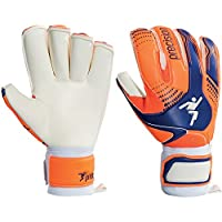 Precision GK Fusion-X Replica Roll Finger Goalkeeper Gloves Size