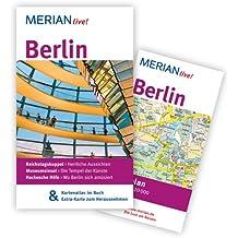 MERIAN live! Reiseführer Berlin: MERIAN live! - Mit Kartenatlas im Buch und Extra-Karte zum Herausnehmen