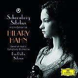 Sibelius : Concerto pour violon Op. 47 - Schoenberg : Concerto pour violon Op. 36