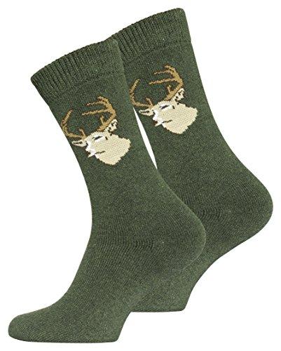 3 oder 6 Paar JÄGER Socken Frottee, original VCA®