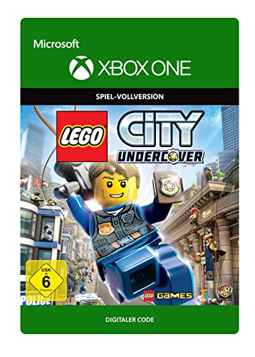 LEGO City Undercover [Xbox One - Download Code]