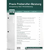 PFB Praxis Freiberufler-Beratung [Jahresabo]