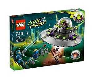 LEGO Alien Conquest 7052: UFO Abduction