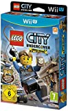 Cheapest Lego City: Undercover - Limited Edition with Chase McCain Minifigure on Nintendo Wii U