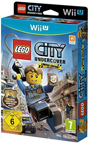 Lego City Undercover + Figurita