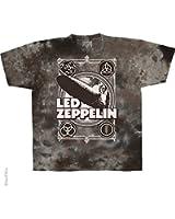 Led Zeppelin T-Shirt - Poster - Led Zeppelin Shirt ! Batik T-Shirt