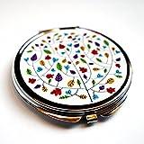 Specchietto tascabile, I colori