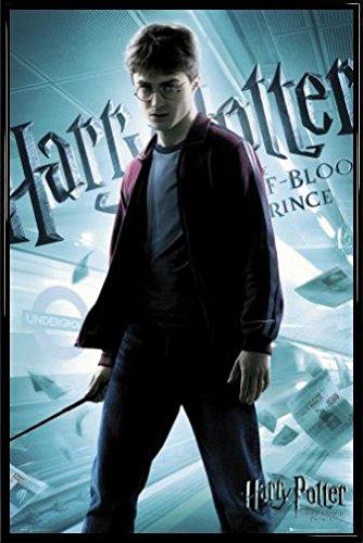 harry-potter-poster-con-marco-plastico-y-el-misterio-del-principe-harry-solo-91-x-61cm