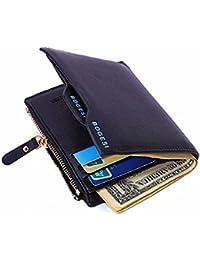 Bogesi Blue Men'S Wallet