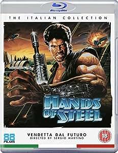 Hands Of Steel [Blu-ray]