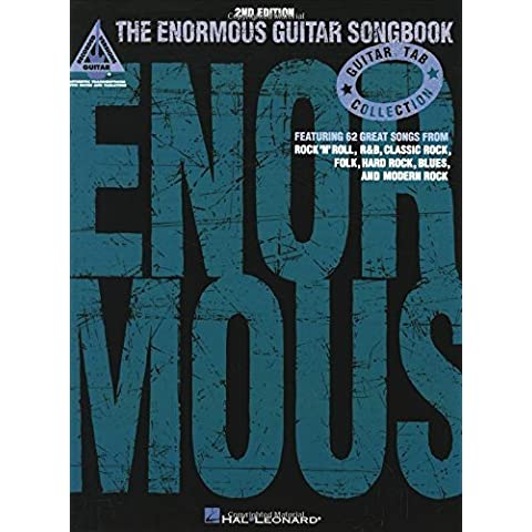 Jumbo Easy Guitar Songbook (Easy Guitar with Notes & Tab) by Hal Leonard Corp. (2001-08-01) - Jumbo Easy Guitar Songbook
