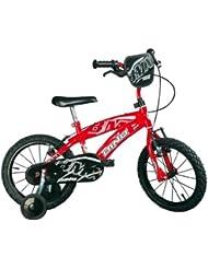 "Partner Jouet AUA165XC  BMX 16"" Bike"