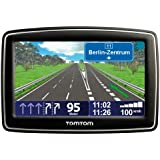 "TomTom XL IQ Routes edition Central Europe Traffic - GPS receiver - automotive - 4.3"" - widescreen"