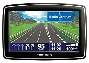 """TomTom XL IQ Routes edition Central Europe Traffic - GPS receiver - automotive - 4.3"""" - widescreen"""