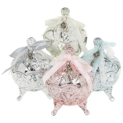 Vintage Chic Boîte à bijoux