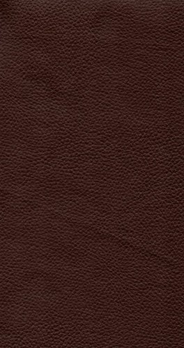 Marine Vinyl Chocolate Champion Outdoor/indoor Pebble Grains Fabric 54 Width Sold By the Yard by luvfabrics