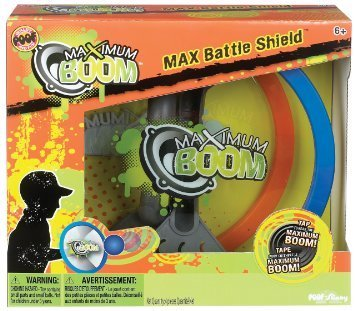 POOF Max Boom Max Battle Shield by POOF (Schauen Slinky)