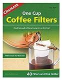 Coghlans Kaffee Filter, Herren, Coffee Filters, durchsichtig