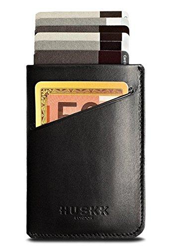 slim-front-pocket-wallet-for-men-card-holder-up-to-8-cards-cash-italian-leather-huskk