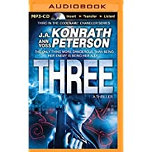 Three (Chandler Series) by J. A. Konrath (2015-02-03)