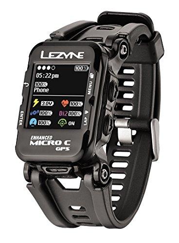 Lezyne Gps Watch Color Computer, Schwarz, One Size