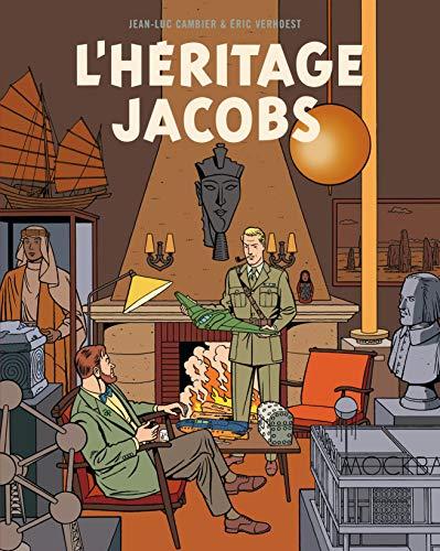 Autour de Blake & Mortimer - tome 9 - Blake et Mortimer - L'héritage Jacobs (édition augmentée) par Collectif