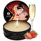 Shunga Massagekaars romance, aardbei