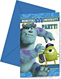 Disney Monsters University Invitations a...