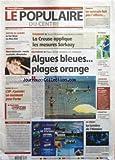 Telecharger Livres POPULAIRE DU CENTRE LE No 174 du 29 07 2006 COMMERCE LA CANICULE FAIT PAS L AFFAIRE CENTRE DE LOISIRS LE FAR WEST AU MAS ELOI FESTIVAL HAUT LIMOUSIN RANDO MUSICALE DIMANCHE BASKET CSP CASIMIRI UN ASSISTANT POUR FORTE ETRANGERS DEUX CHINOISES EXPULSEES A GUERET LA CREUSE APPLIQUE LES MESURES SARKOZY BAIGNADES PLANS D EAU MENACES EN LIMOUSIN ALGUES BLEUES PLAGES ORANGE HIT PARADE COUP DE BOULE ZIDANE HEROS DU TUBE DE L ETE LIBAN LE MISSILE INCONNU DU (PDF,EPUB,MOBI) gratuits en Francaise