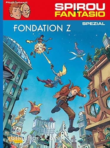 Spirou und Fantasio Spezial 27: Stiftung Z