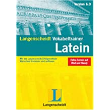 Langenscheidt Vokabeltrainer 6.0 Latein [Download]