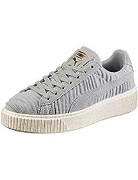 Puma Damen Basket Platform Ow Sneaker