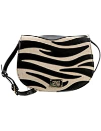 48fe1b83b3 Roberto Cavalli Class Meryl Shoulder Bag Leather 24 cm