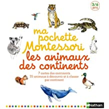 Les animaux des continents