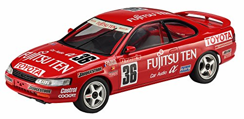 Hasegawa HA20302 1 Fujitsu Ten Tom's Corolla AE101, Escala 1:24